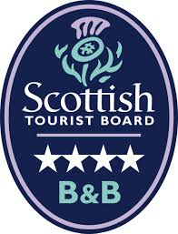 visit scotland 4 star b&b