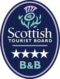 visit scotland 4 star b&b
